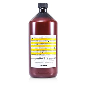 Davines Natural Tech Nourishing Restructuring Miracle Repairing Serum (For Extremely Damaged Hair)