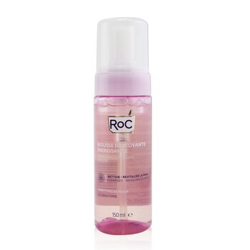 ROC Energising Cleansing Mousse (All Skin Types)