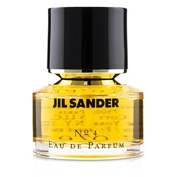 Jil Sander Woman No 4 Eau De Parfum Spray
