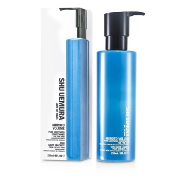 Shu Uemura Muroto Volume Pure Lightness Conditioner (For Fine Hair)