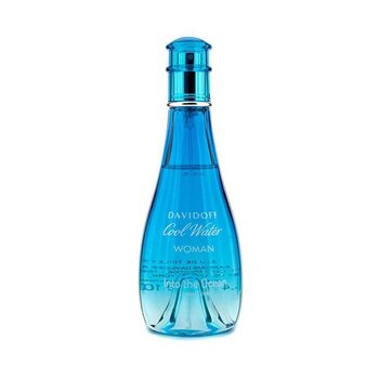 Davidoff Cool Water Into the Ocean Eau De Toilette Spray (2013 Limited Edition)