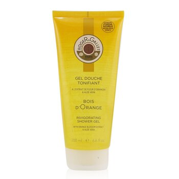Roger & Gallet Bois d Orange Shower Gel
