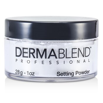 Dermablend Loose Setting Powder (Smudge Resistant, Long Wearability) - Original