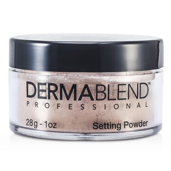 Dermablend Loose Setting Powder (Smudge Resistant, Long Wearability) - Cool Beige