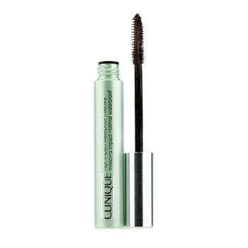 Clinique High Impact Waterproof Mascara - # 02 Black/Brown