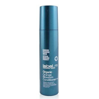 Label M Organic Orange Blossom Conditioner (Lightweight Conditioner to Strengthen and Revitalise Fine to Medium Hair)