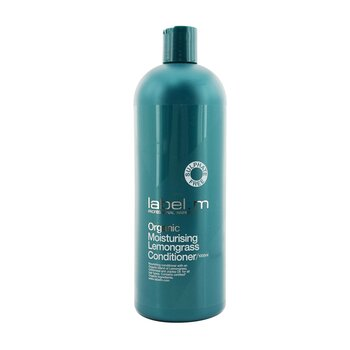 Label M Organic Moisturising Lemongrass Conditioner (Nourishing Conditioner For All Hair Types)