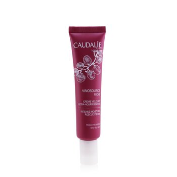 Caudalie Vinosource Intense Moisture Rescue Cream (For Very Dry Skin)