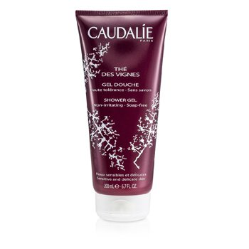 Caudalie The Des Vignes Shower Gel (For Sensitive & Delicate Skin)