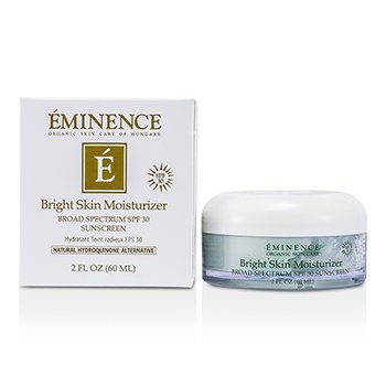 Eminence Bright Skin Moisturizer Broad Spectrum SPF 30 Sunscreen