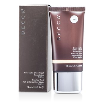 Becca Matte Skin Shine Proof Foundation - # Shell
