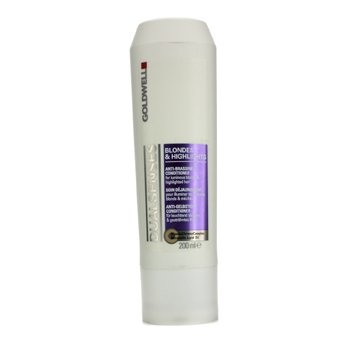 Goldwell Dual Senses Blondes & Highlights Anti-Brassiness Conditioner (For Luminous Blonde & Highlighted Hair)