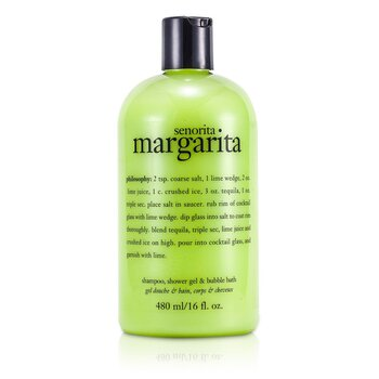 Philosophy Senorita Margarita Shampoo, Bath & Shower Gel