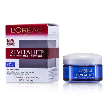 LOreal Skin Expertise RevitaLift Complete Night Cream