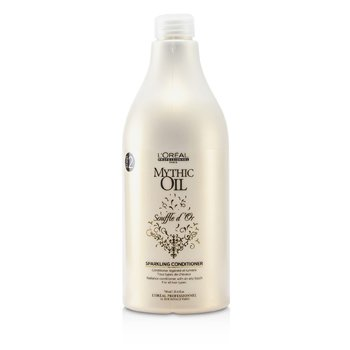 LOreal Professionnel Mythic Oil Souffle dOr Sparkling Conditioner (For All Hair Types)