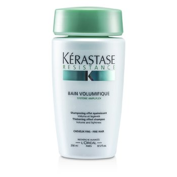 Kerastase Resistance Bain Volumifique Thickening Effect Shampoo (For Fine Hair)