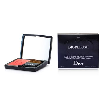Christian Dior DiorBlush Vibrant Colour Powder Blush - # 889 New Red