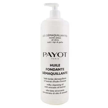 Payot Les Demaquillantes Huile Fondante Demaquillante Milky Cleansing Oil - For All SKin Types (Salon Size)