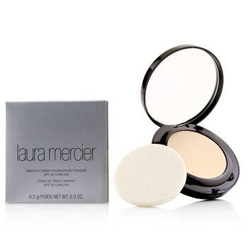 Laura Mercier Smooth Finish Foundation Powder - 03 (Light Beige w/ Neutral & Slightly Pink Undertone)