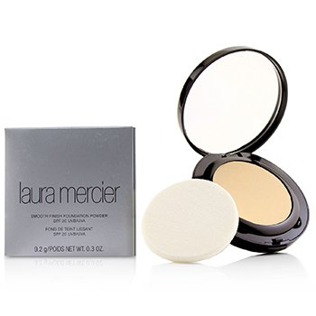 Laura Mercier Smooth Finish Foundation Powder - 06 (Medium Beige With Yellow Undertone)