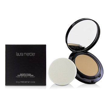 Laura Mercier Smooth Finish Foundation Powder - 08 (Medium Beige With Yellow Undertone)