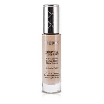 By Terry Terrybly Densiliss Wrinkle Control Serum Foundation - # 3 Vanilla Beige