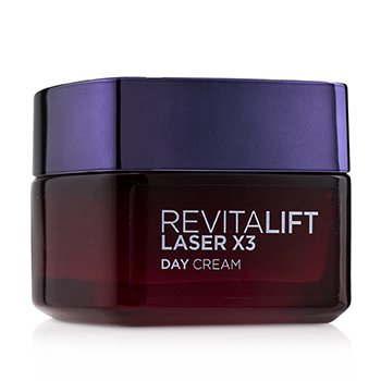 LOreal Revitalift Laser x3 Day Cream