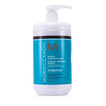 Moroccanoil Intense Hydrating Mask - For Medium to Thick Dry Hair (Salon Product)