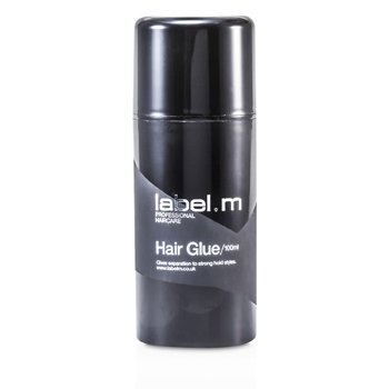 Label M Hair Glue (Gives Separation To Strong Hold Styles)