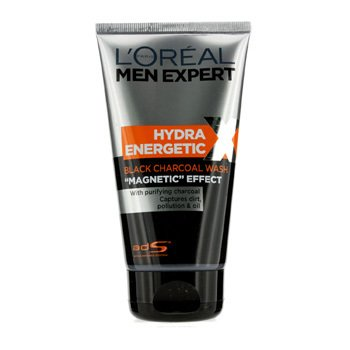 LOreal LOreal Men Expert Hydra Energetic Black Charcoal Wash