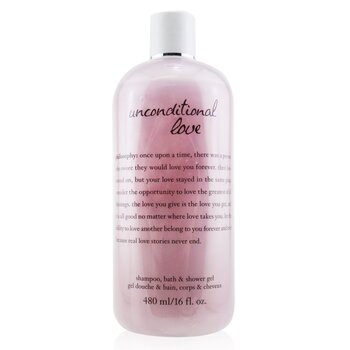 Unconditional Love Shampoo, Bath & Shower Gel