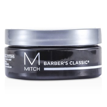 Paul Mitchell Mitch Barbers Classic Moderate Hold/High Shine Pomade