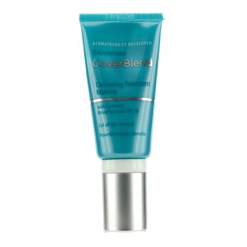 Exuviance Coverblend Concealing Treatment Makeup SPF30 - # Bisque