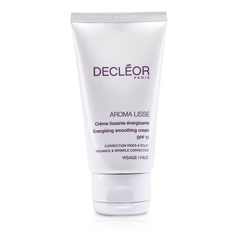 Decleor Aroma Lisse Energising Smoothing Cream SPF 15 (Salon Product)