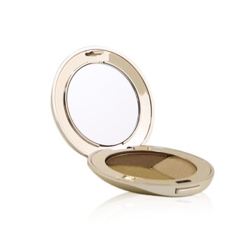Jane Iredale PurePressed Triple Eye Shadow - Golden Girl