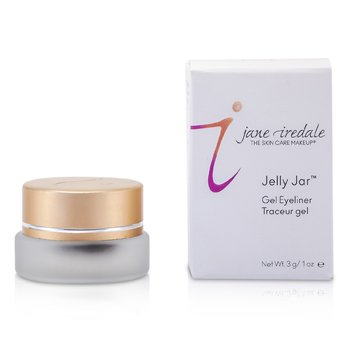Jane Iredale Jelly Jar Gel Eyeliner - # Black
