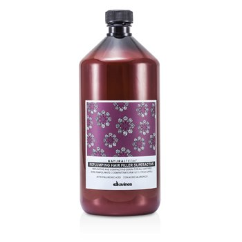 Davines Natural Tech Replumping Hair Filler Superactive Serum (For All Hair Types)