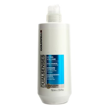 Goldwell Dual Senses Ultra Volume Boost Shampoo (For Fine to Normal Hair)