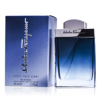 Salvatore Ferragamo Subtil Eau De Toilette Spray