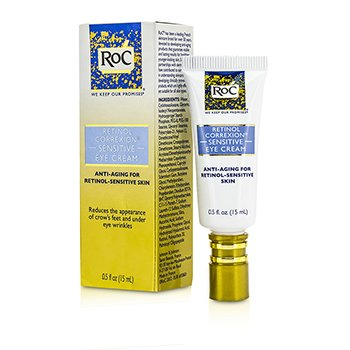 ROC Retinol Correxion Eye Cream (Box Slightly Damaged)
