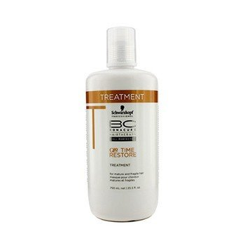 Schwarzkopf BC Time Restore Q10 Plus Treatment (For Mature and Fragile Hair)
