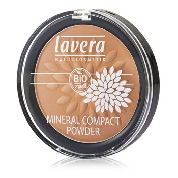 Lavera Mineral Compact Powder - # 03 Honey