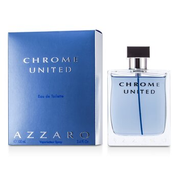 Loris Azzaro Chrome United Eau De Toilette Spray
