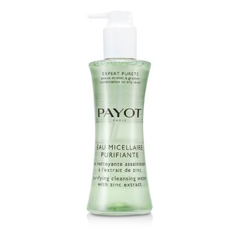 Payot Expert Purete Eau Micellaire Purifiante - Purifying Cleansing Water (For Combination To Oily Skins)