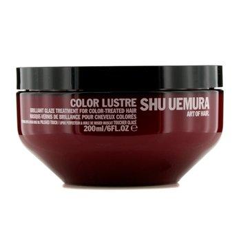 Shu Uemura Color Lustre Brilliant Glaze Treatment (For Color-Treated Hair)