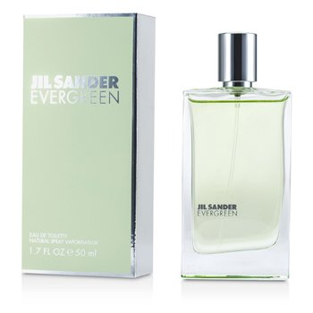 Jil Sander Evergreen Eau De Toilette Spray