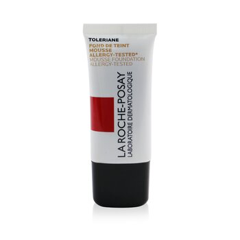 La Roche Posay Toleriane Teint Mattifying Mousse Foundation SPF 20 - 03 Sand