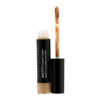Dermablend Smooth Liquid Camo Concealer (Medium Coverage) - Tan/Cedar