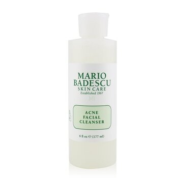 Acne Facial Cleanser - For Combination/ Oily Skin Types