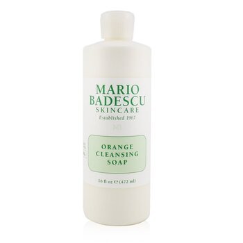 Mario Badescu Orange Cleansing Soap - For All Skin Types